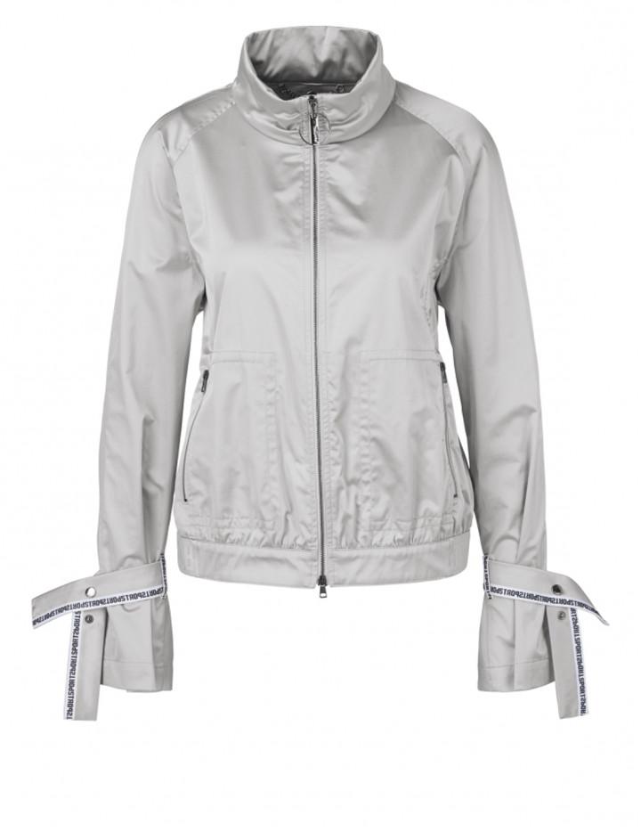 Куртка с лентами